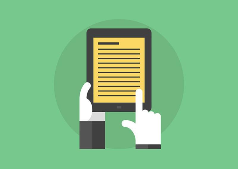 Topp 5 Bästa E-boksappar För IPad Och IPhone